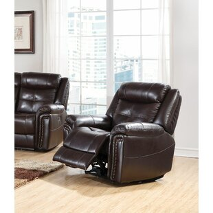 Red Barrel Studio Guerrero-Pezzano Hugger Power Motion Recliner