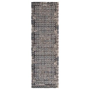 Donnelly Gray/Blue Indoor/Outdoor Area Rug