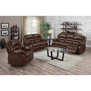 Yajaira Reclining Configurable Living Room Set