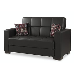 Eyota Upholstery Loveseat by E..