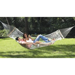 Seaview Rope Cotton Tree Hammock