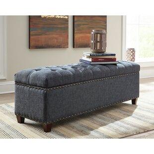 Donny Osmond Home Upholstered Storage Bench