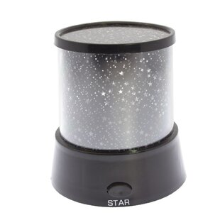 Streamline Starry Sky Color Changing LED Night Light