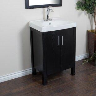 Blakeston 24 Single Sink Vanity Set by Ebern Designs
