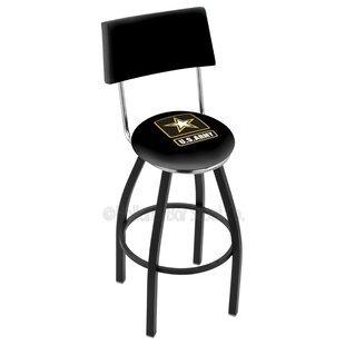 US Armed Forces 25 Swivel Bar Stool
