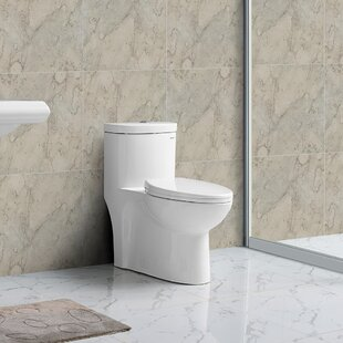 Swiss Madison Sublime® Dual Flush Elongated One-Piece Toilet