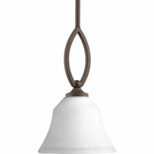 Winston Porter Apatow 1-Light Cone Pendant