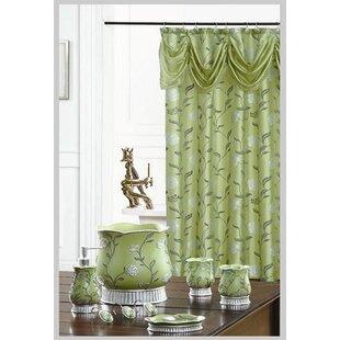 Victoria Decorative Single Shower Curtain