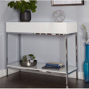 Reviews Woodway Console Table By Orren Ellis