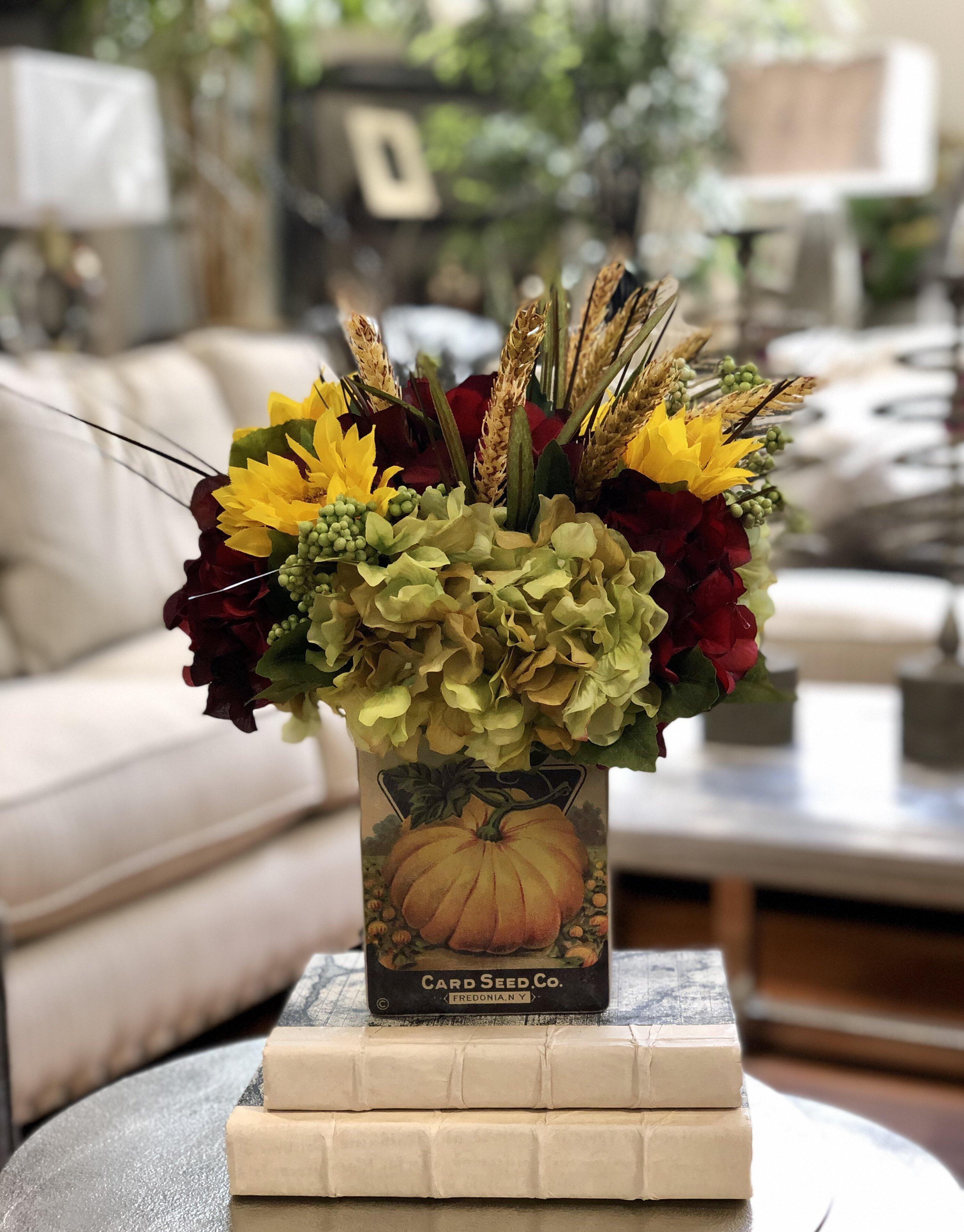 August Grove Mixed Floral Arrangement In Pot Reviews Wayfair