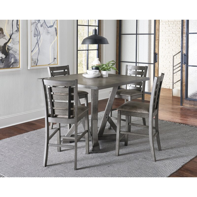 Foundry Select Leigha Counter Height Dining Table Wayfair Ca