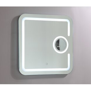 Bargain Lighted Bathroom/Vanity Mirror ByVanity Art
