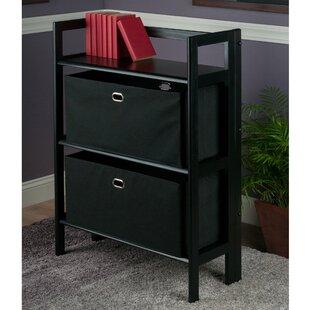 Red Barrel Studio Tinoco Folding Standard Bookcase