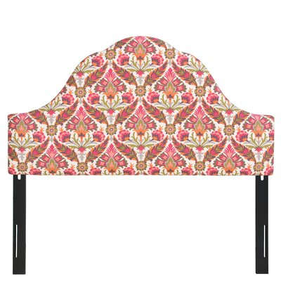 Michael Amini Glimmering Heights Upholstered Panel Headboard   Wayfair