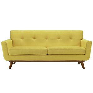 Modern Furniture Couch modern sofas + couches | allmodern