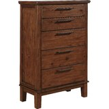 Mcfarren 5 Drawer Chest by Millwood Pines