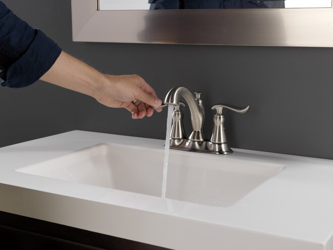 Bathroom Faucets Wayfair how to install a bathroom faucet | wayfair