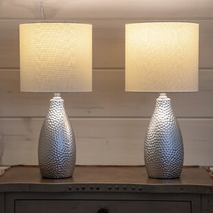 Raymon Ceramic 18 Table Lamp (Set of 2)