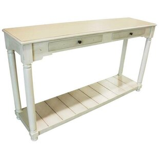 2 Drawer Console Table By HSM Collection