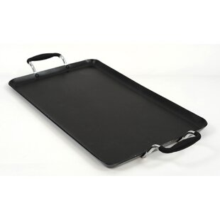 Artistry 18 Non-Stick Double Burner Griddle By Ecolution