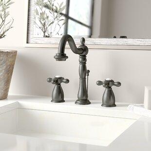 Farmhouse Rustic Oil Rubbed Bronze Bathroom Sink Faucets Birch Lane
