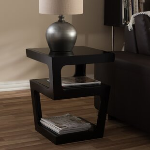 Cade End Table by Brayden Studio
