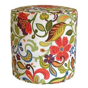 wildwood outdoor pouf ottoman