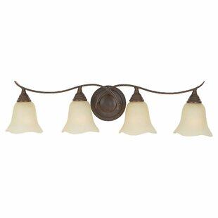 Charlton Home Dakota 4-Light Vanity Light