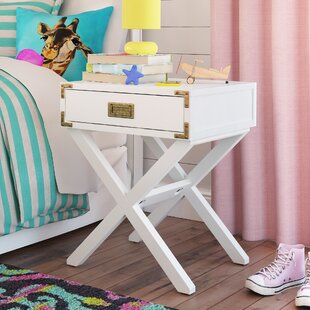 Sumitra 1 Drawer Nightstand