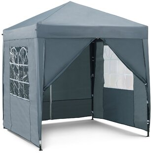 Review Bellamore 2m X 2m Steel Pop Up Gazebo