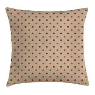 Brown Polka Dot Throw Pillows You Ll Love In 2021 Wayfair