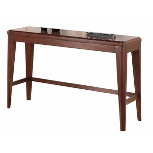 Alcott Hill Seth Wooden Console Table