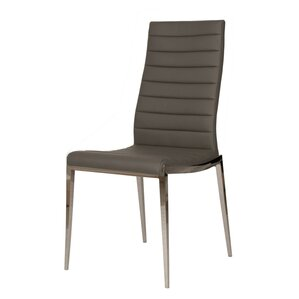 Arche Solid Back Parsons Chair (Set of 2) by Orren Ellis