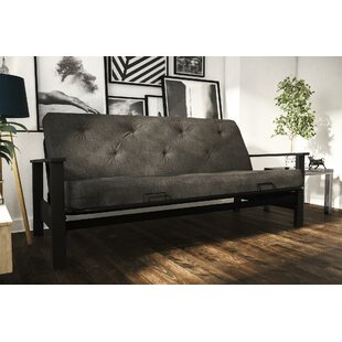Great Price Medellin Futon and Mattress by Red Barrel Studio Reviews (2019) & Buyer's Guide