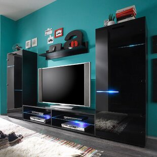 Pledger Entertainment Center for TVs up to 70