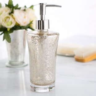 Mercury Glass Vanity Lotion Dispenser by Birch Lane?