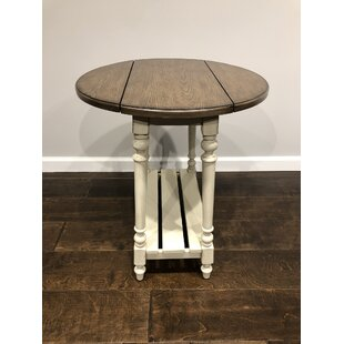 Shumway Drop Leaf End Table