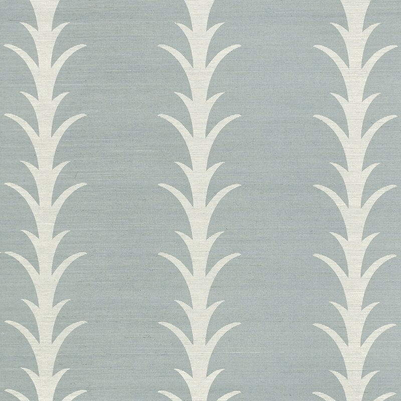 "Natural Accents Celerie Kemble 3' x 34.12"" Texture Wallpaper Roll - Shop Drew's Honeymoon House {Guest Bedrooms} #Drewhoneymoonhouse #propertybrothers"