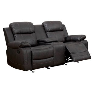 Kogelscha Reclining Loveseat by Red Barrel Studio Spacial Price