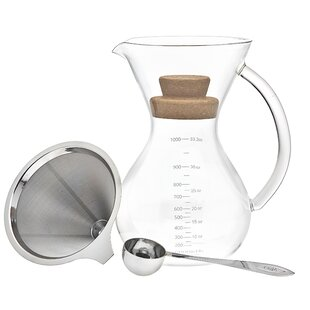 34-Cup Pour Over Coffee Maker