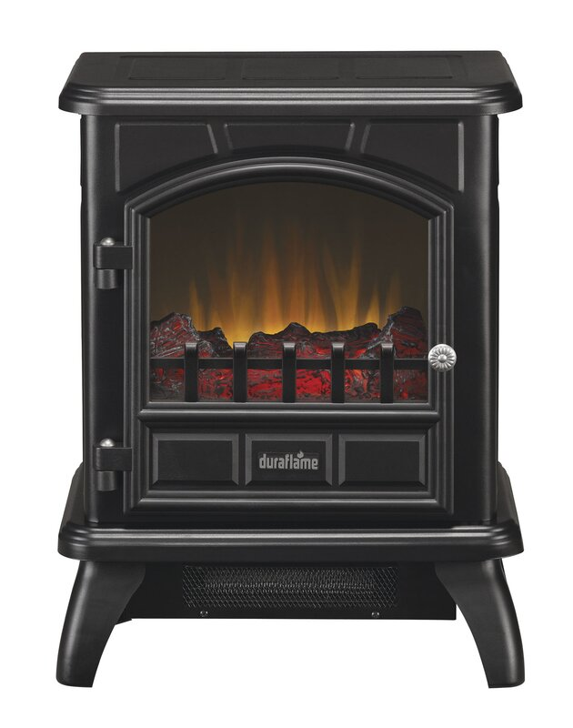 Duraflame 400 sq. ft. Vent Free Electric Stove & Reviews | Wayfair