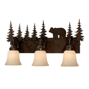 Loon Peak Jensen 3-Light Vanity Light