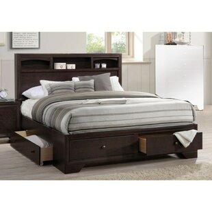 Darby Home Co Estaugh Storage Panel Bed