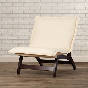 Wooten Fabric Lounge Chair by Wrought Studio