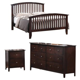 Alejandro Panel Configurable Bedroom Set by Charlton Home Modern