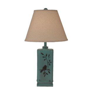 Hafley Birds on a Branch 28 Table Lamp By August Grove Lamps
