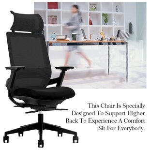 Klar Ergonomic Mesh Task Chair by Latitude Run
