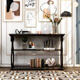 SkeltinCleveland 48 Console Table by One Allium Way®