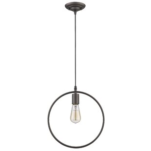 Dewberry 1-Light Pendant b..