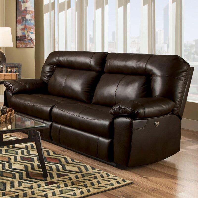 Bolles Dual Reclining Sofa